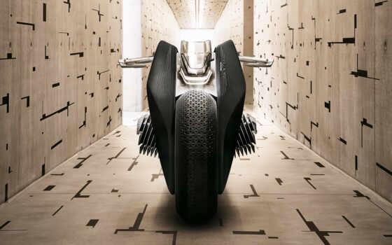 motorrad, next, vision, мотоцикл, concept