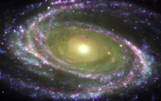 hdscape, телескопа, вселенной, звёздами, красота, под, мечтая, космос, хаббл, bdrip, дальний,