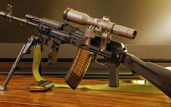 снайперский АК74М
