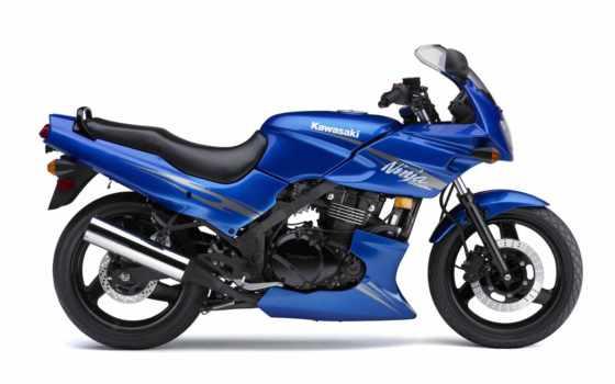 ninja, kawasaki, мотоцикл