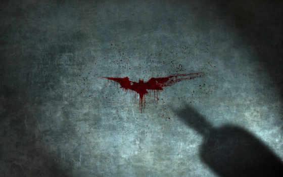 кровь, batman, comics