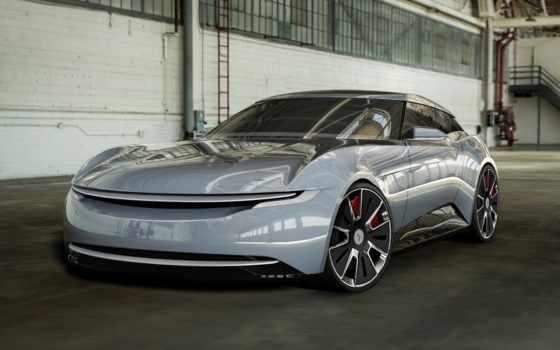 alcraft, concept, электромобиль, интересно, british, стать, name, motor