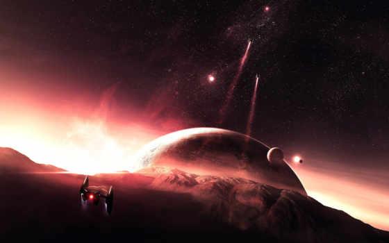 space, патруль