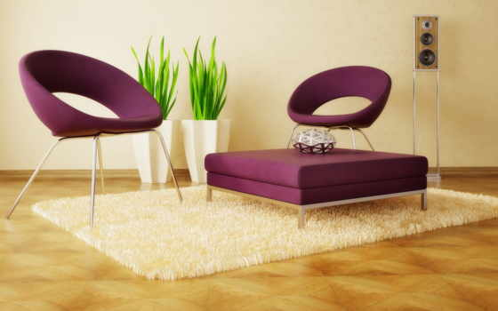 стиле, современный, стулья
