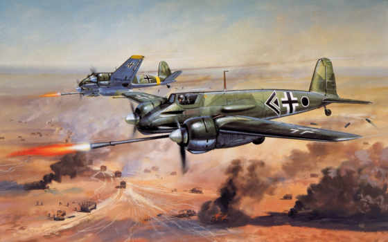 henschel, штурмовик, история