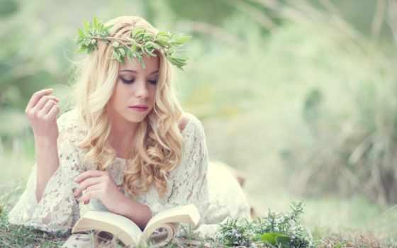 onofrei, sandra, книга, reading, природа, картинка,