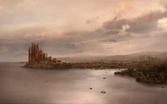 гавань, королевская, iron, dirty, город,