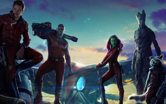 guardians of the galaxy poster 2014
