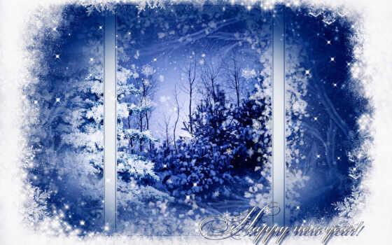 окно, winter, pattern