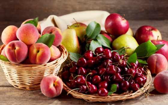 fone, фрукты, яблоки