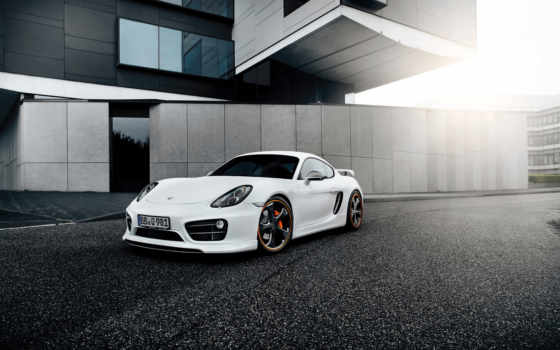 porsche, cayman, techart,