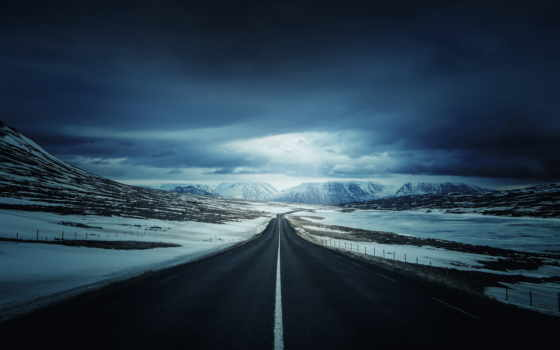 дорога, distance, уходит Фон № 130521 разрешение 3840x2160