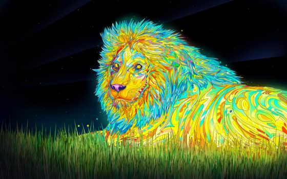 lion, amazing, pinterest, об, art, more, lions, живопись, лео, see,