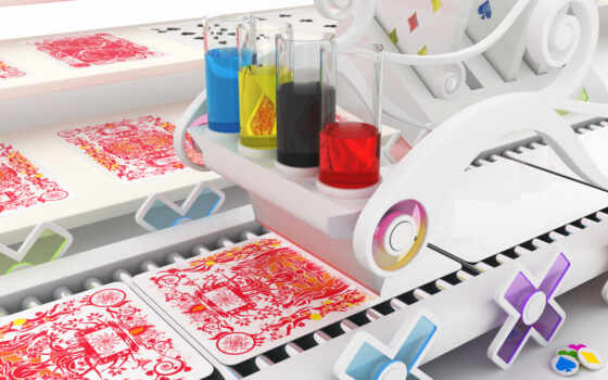printing, конвейер