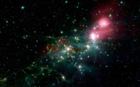 звезды, космос Фон № 17810 разрешение 1920x1080