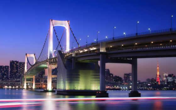 tokyo, япония, пересечение