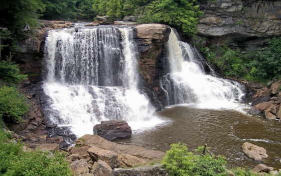 blackwater, falls, park
