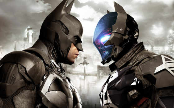 batman, рыцарь, arkham