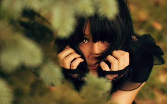 природа, креативные, девушек, devushki, девушка, коллекция, loading, природе, руки, эмоциональные, елью,