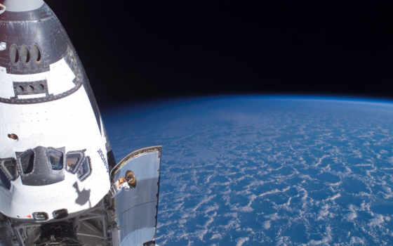 космос, shuttle Фон № 24520 разрешение 1920x1200