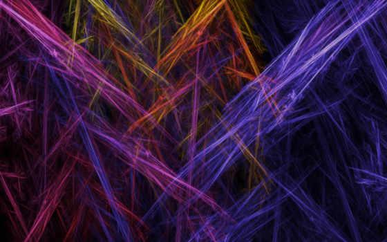 red, линии, purple