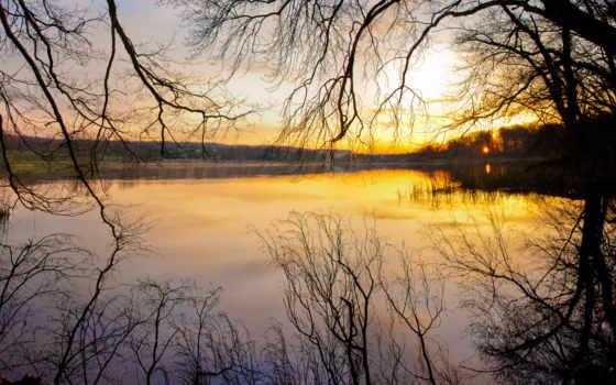 природа, seductive, категория, water, озеро,