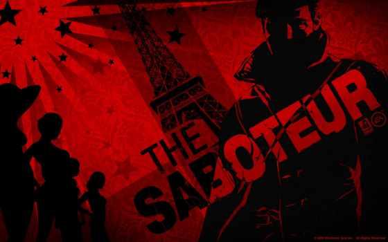 saboteur, youtube, продолжительность, views, прохождение, play,