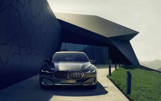 car, luxury, bmw, яndex, concept, vision, будущее, luxurious, коллекциях,