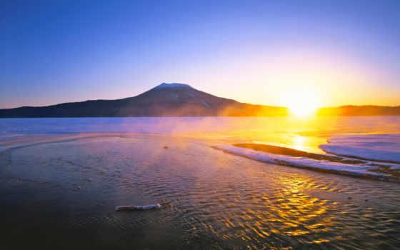 rising, японии, sun, новом, god, заседание, солнца, году,
