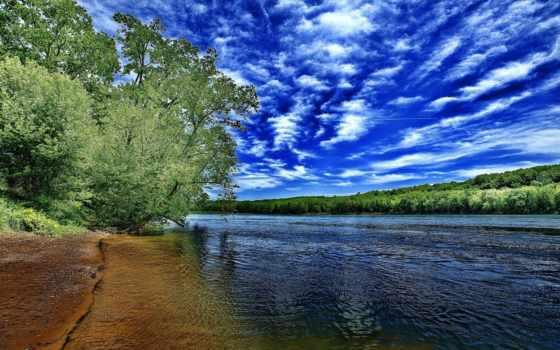 planet, links, blue, water, free, качество, собранный, река, другие, fonwall