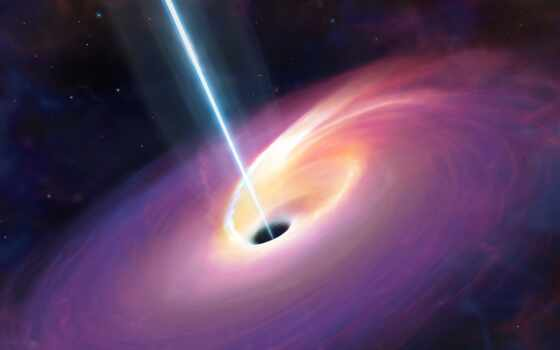 black, hole, quasar, available, science