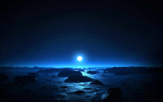 night, солнце, синий, iphone, light, moonlight, wallpapers, orchestra, hope, hd, chan, apple, to, nature,