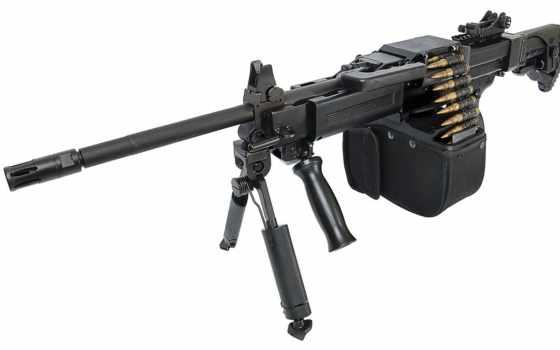 Ручной пулемёт Negev