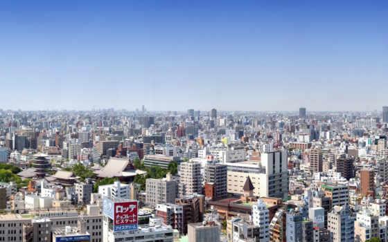 tokyo, япония, панорама Фон № 103006 разрешение 1920x1200