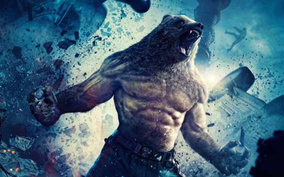 guardians, медведь, супергерой, мужчина, russian, movies, movie, защитники, сниматься,