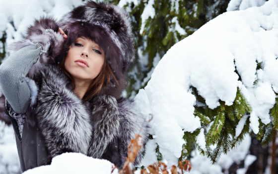 зимние, devushki, клипарт, растровый, девушка, зимняя, winter, метки, дек, фоны,