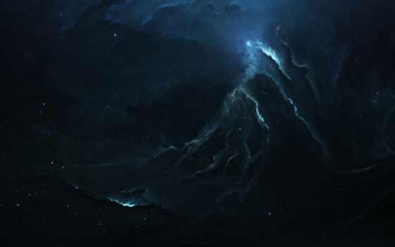 deviantart, art, nebula,