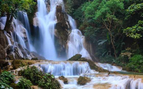 kuang, falls