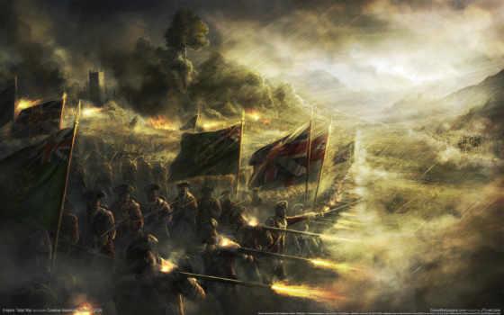 war, total, империя