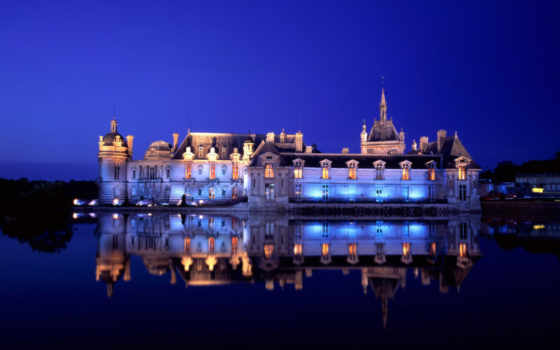 chantilly, chateau, château, awesome,