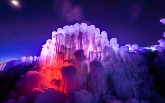 лед, edmonton, castle, castles, winter, park, hawrelak, pinterest,