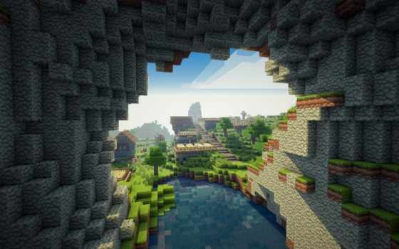 minecraft, game