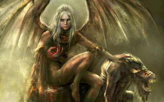 , demon, fear, girls, devils, graphics,
