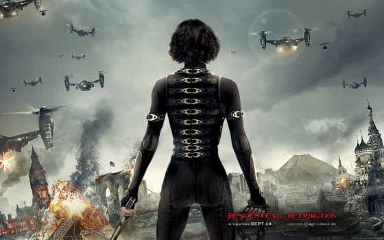 evil, resident, retribution, desktop, official, обитель, зла, milla, jovovich, mac, download,