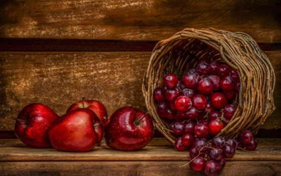 фрукты, высоком, разрешений