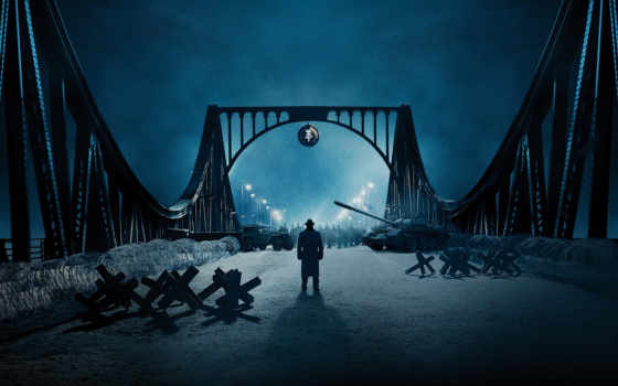 мост, шпионский, spies