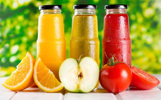juice, еда, оранжевый, напитки, фрукты, яблоки, помидоры, картинка, бутылка, трио, glass,