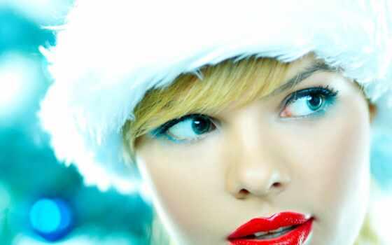 lip, red, tus, piel, макияж, tri, су, cheek