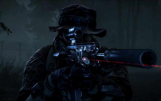 battlefield, солдат, оружие, игры, ночь, расчёты, fps, техника,