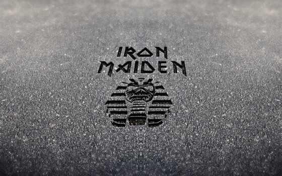 снегурочка, iron, металл, heavy, logo